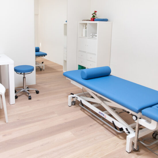 Physiotherapie im Sportorthopädie Zentrum in Wien Hietzing